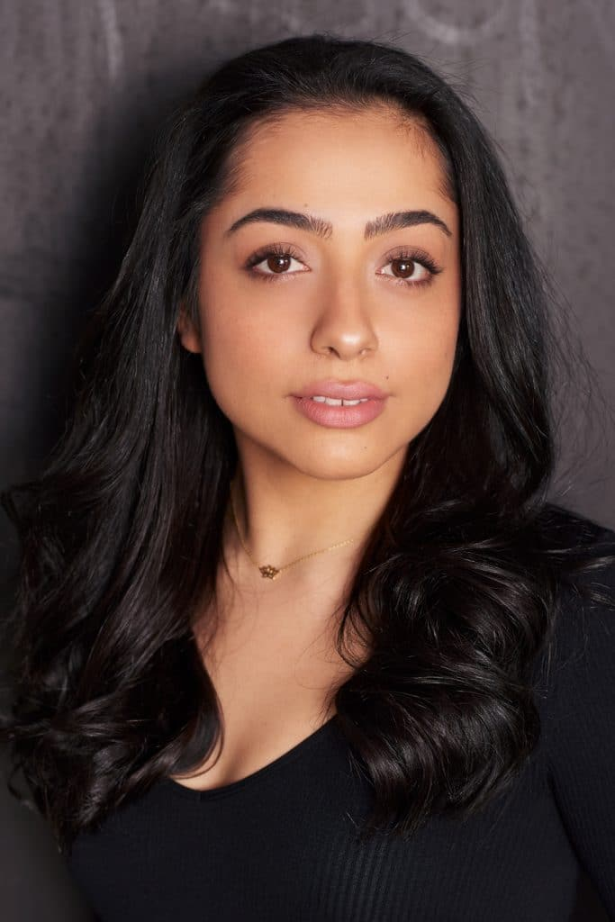 Nina Diaz Actor Headshot